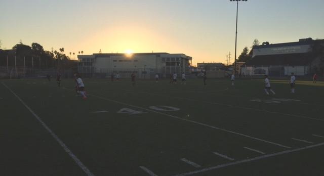 KIPP San Jose Collegiate Boys Varsity Soccer falls to Oakland High School 4-1