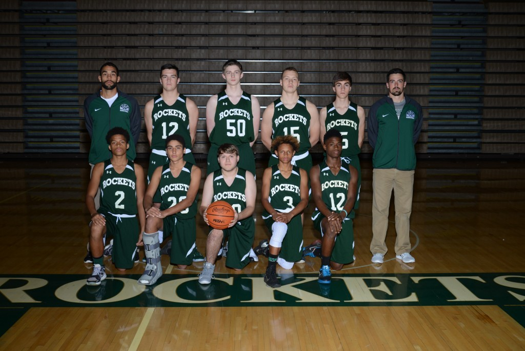 16-17 Boys JV Basketball