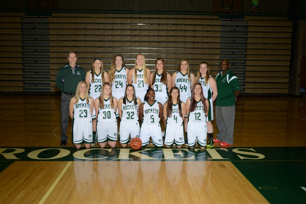 16-17 Girls Varsity Basketball