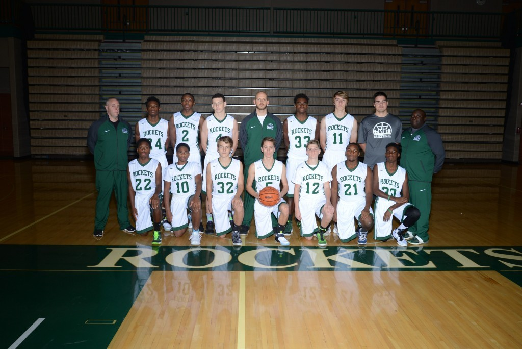 16-17 Boys Varsity Basketball
