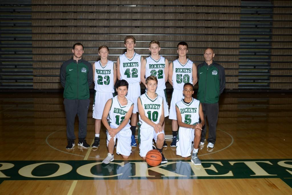 16-17 Boys Freshman Basketball