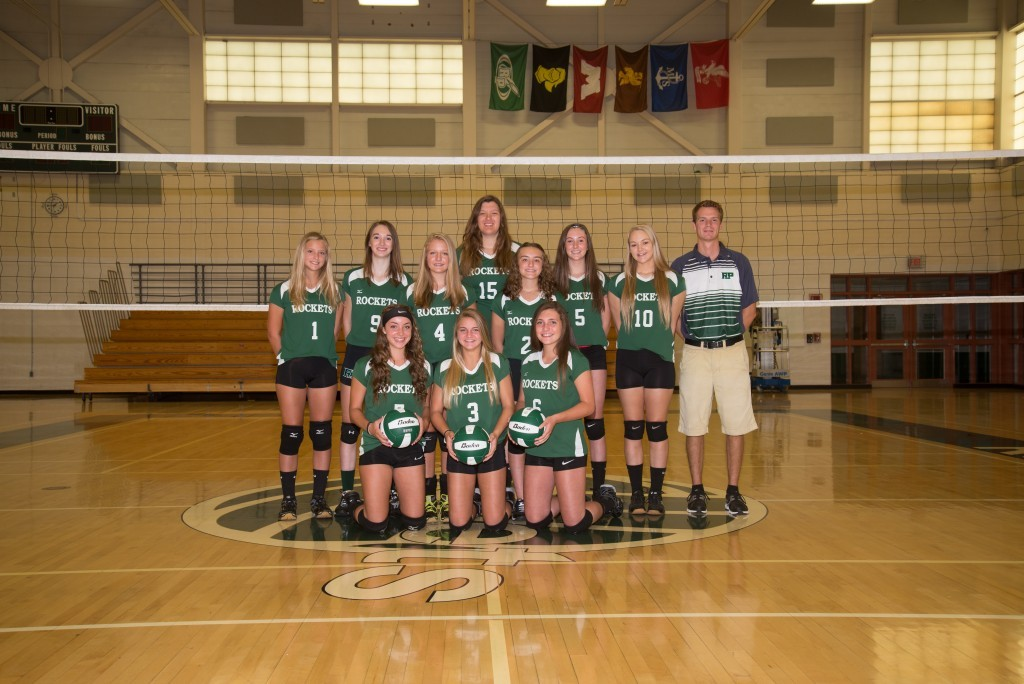 16-17 Freshman Volleyball