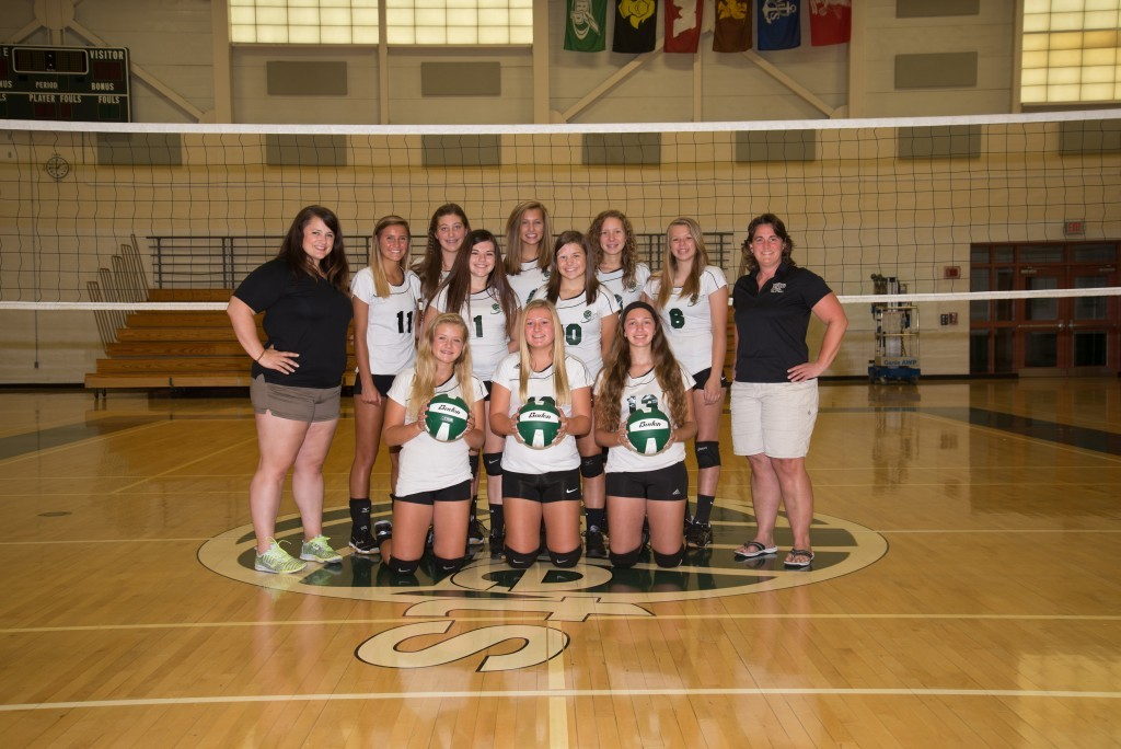 16-17 JV Volleyball
