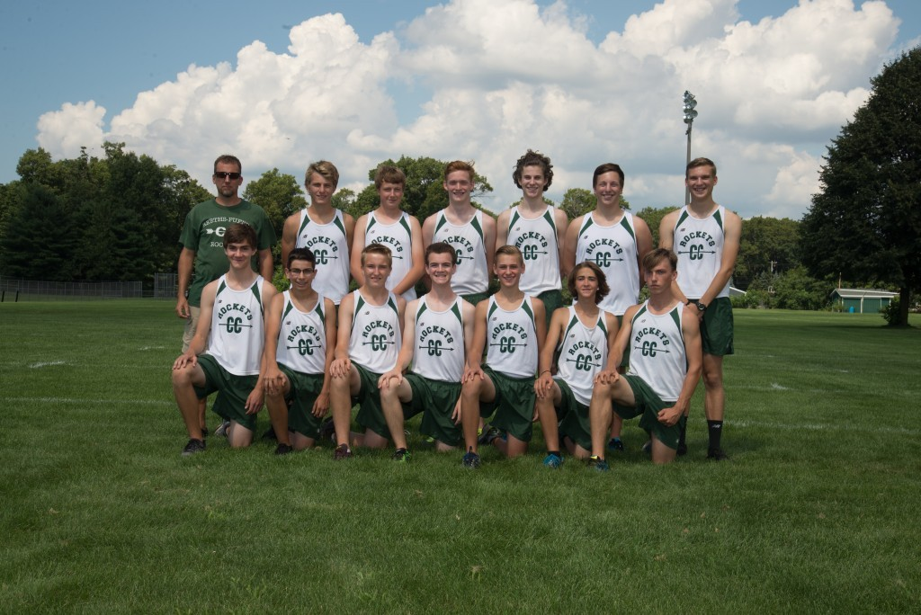 16-17 Boys Cross Country