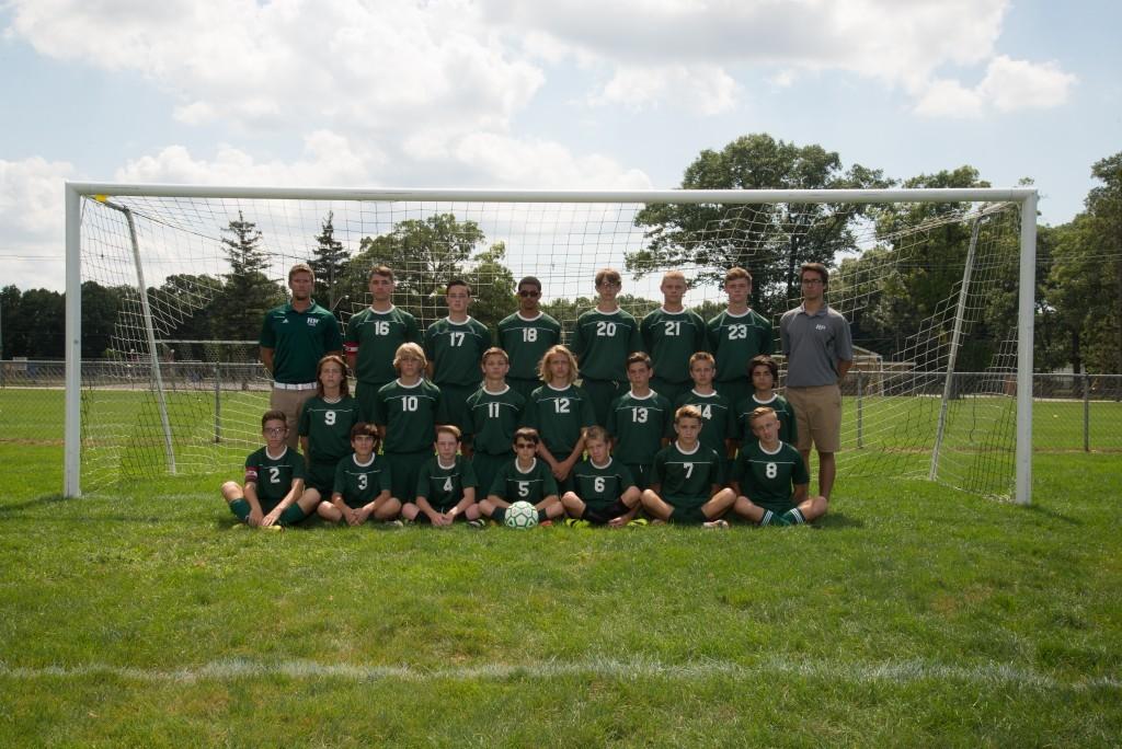 16-17 Boys JV Soccer