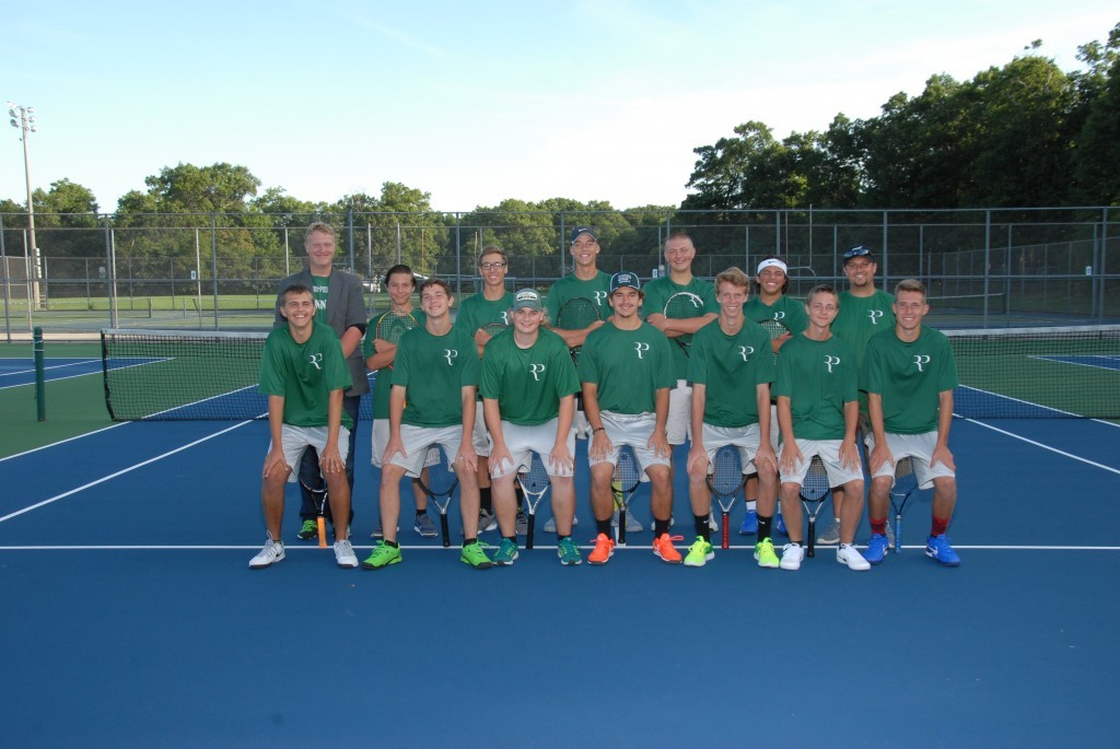 16-17 Boys Varsity Tennis