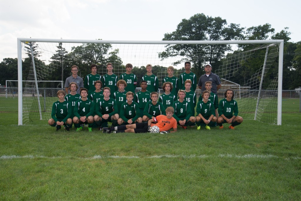 16-17 Boys Varsity Soccer