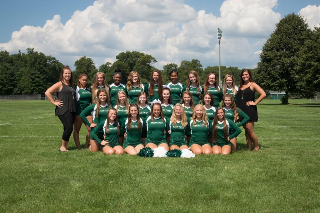 16-17 Varsity Cheer
