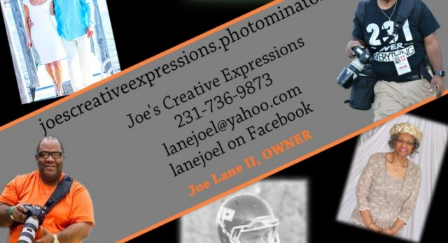 Joe's Creative Expressions Offers Action Photos!!!