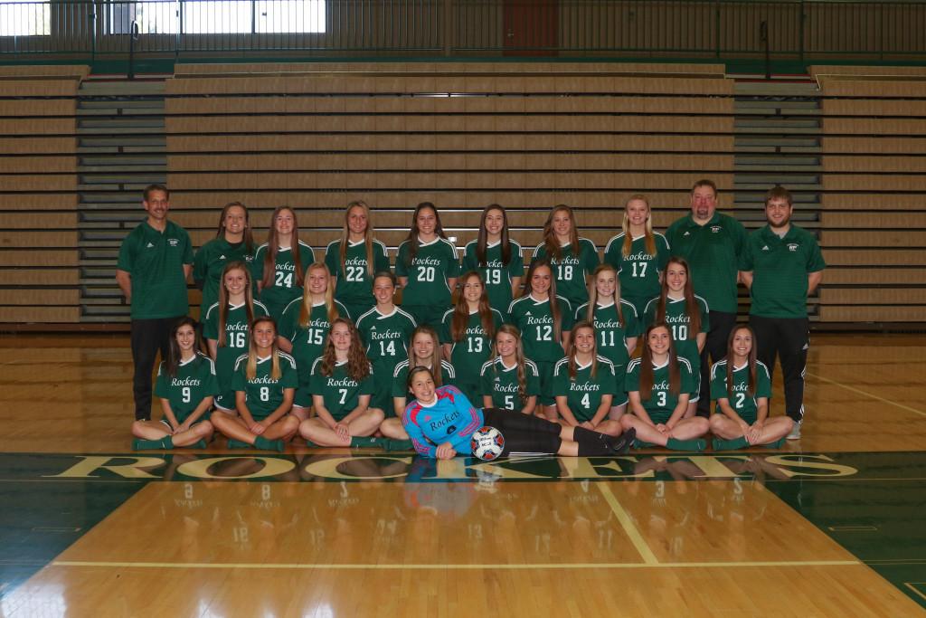 15-16 Girls Varsity Soccer