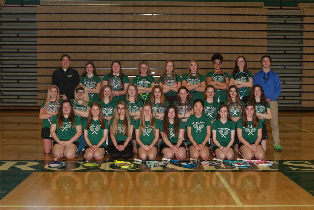 15-16 Girls JV Tennis