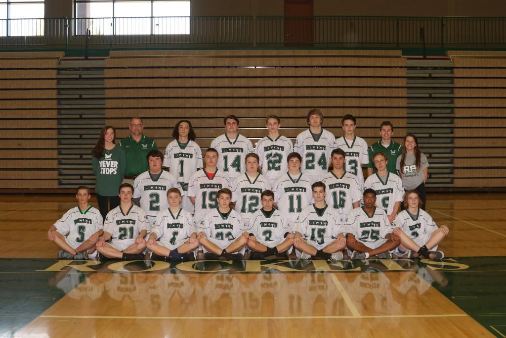 16-17 JV Lacrosse