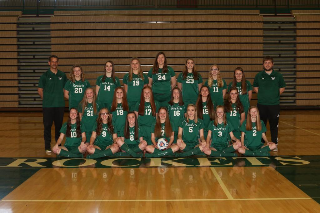 16-17 Girls JV Soccer