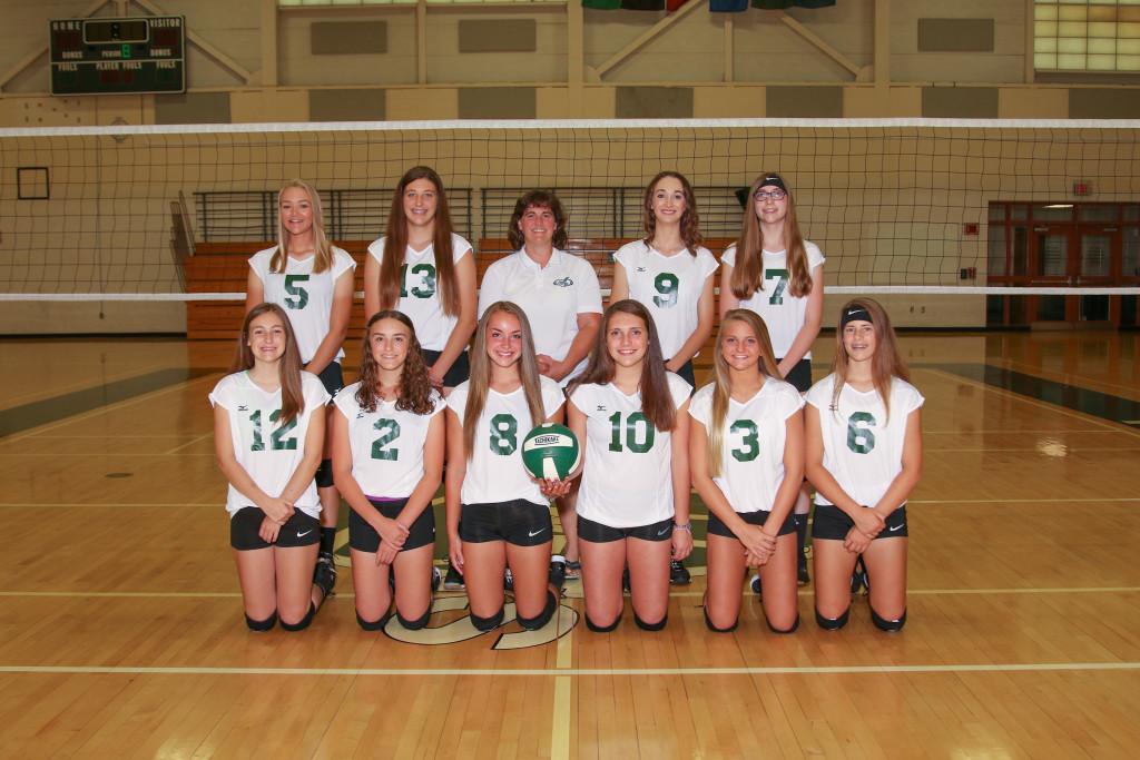 17-18 JV Volleyball