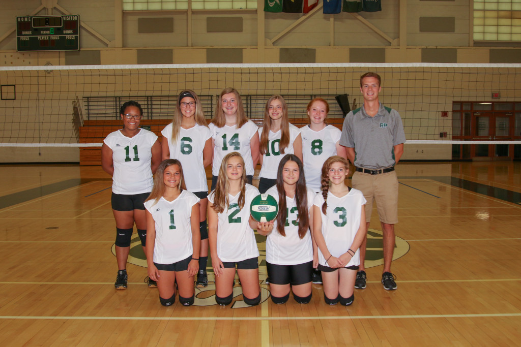 17-18 Freshman Volleyball