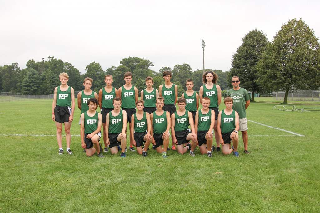 17-18 Boys Cross Country
