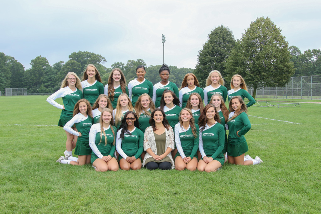 17-18 Varsity Sideline Cheer