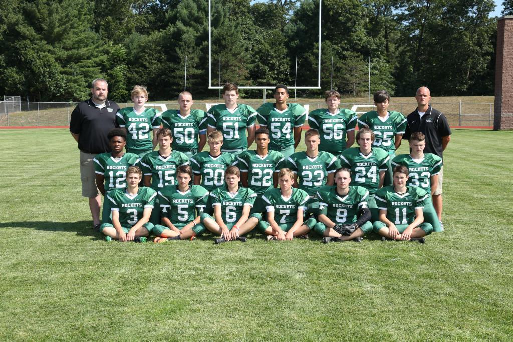 17-18 Freshman Football