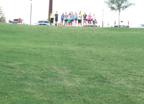 Hills? YES Please! It's not too late to join the Boys and Girls Cross Country Team!
