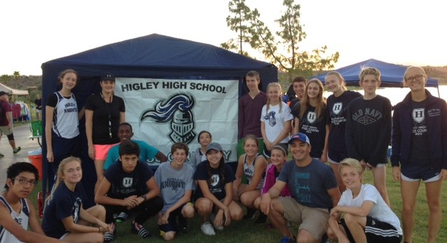 Cross Country Competes at the Fountain Hills Invitational!