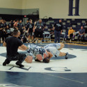 Wrestling vs Mesquite and Tempe