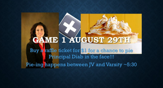 First Girls Volleyball Game @ Home Tuesday, August 29