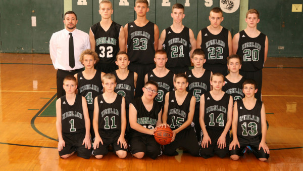 8th grade boys BB