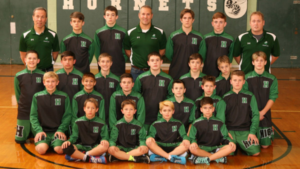 7th and 8th grade Wrestling