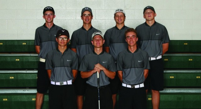 Boys Golf Team Captures 3rd SL Title