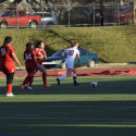 Girls Varsity Soccer vs. Banneker