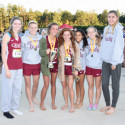 XC Girls Region Meet 2017 – Courtesy S. Tischer
