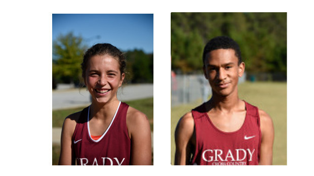 Grady Knights Athletic Booster Club Athletes of the Month