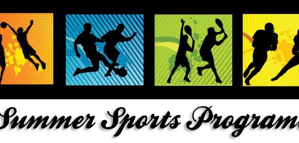 Summer Sports Programs