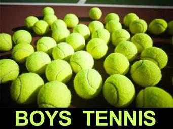 Boys Tennis – Summer Program & Camp