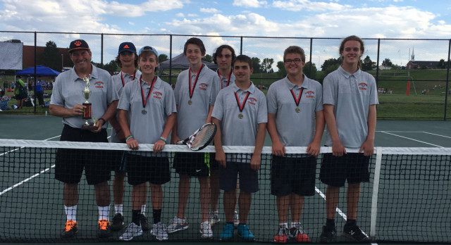 Tennis Outstanding results at Eaglecrest Tournament