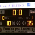 Fossil Ridge Varsity Football,  45 – 0,  1st Half