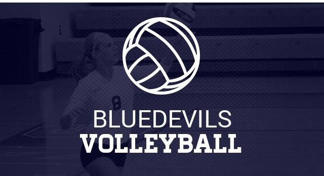 Lady Devils Volleyball Defend Devil's Den Against Wade Hampton
