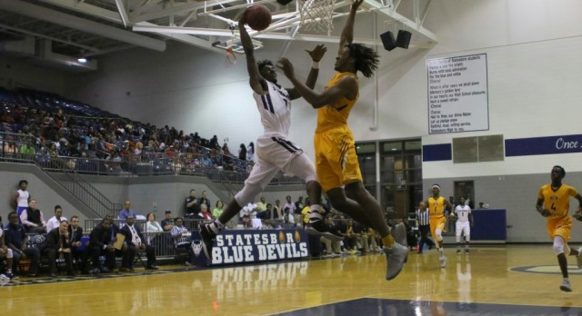 SHS Basketball Enters Region Tournament