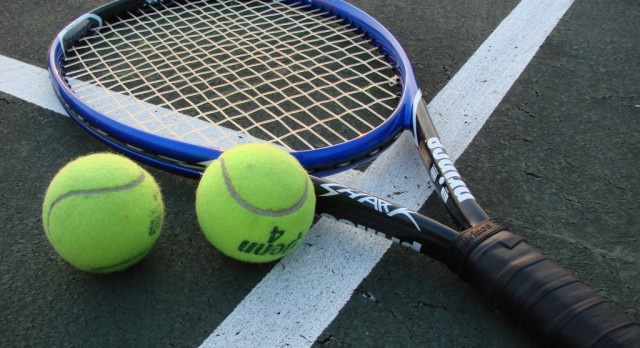 Tennis Season Opener