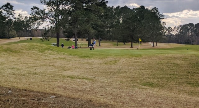 Lady Devil Golf Team Defeats Portal