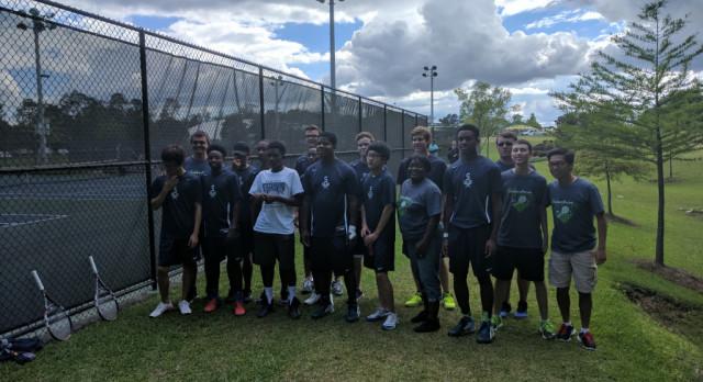Boys Tennis Advances to Elite Eight