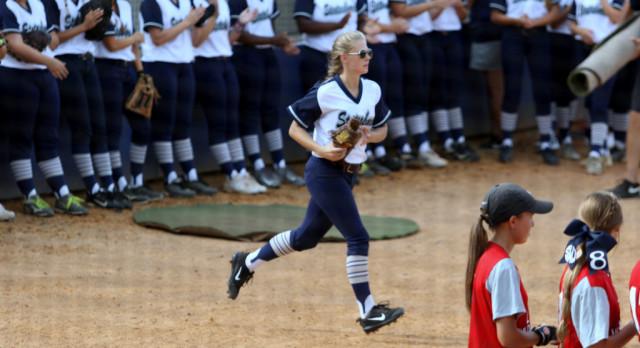 SHS Softball Loses First Region Game