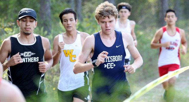 Cross Country Takes On Hardest Course of the Season