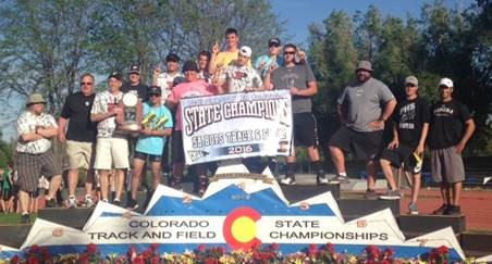 CHSAA: Pomona Primed to Make Another Run at 5A Boys State Track Title