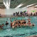 Water Polo Senior Night 2017