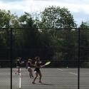 JV/Varsity Tennis vs. Beaumont 8.24.16
