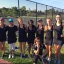 JV Tennis vs. NDCL 10.05.16