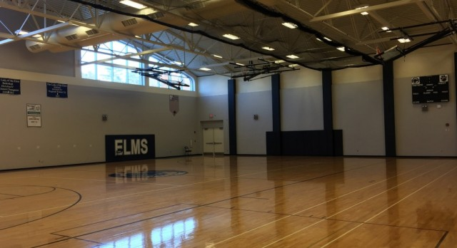 Elms Add Indoor Batting Cage
