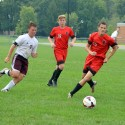 Boys Soccer vs Wellington