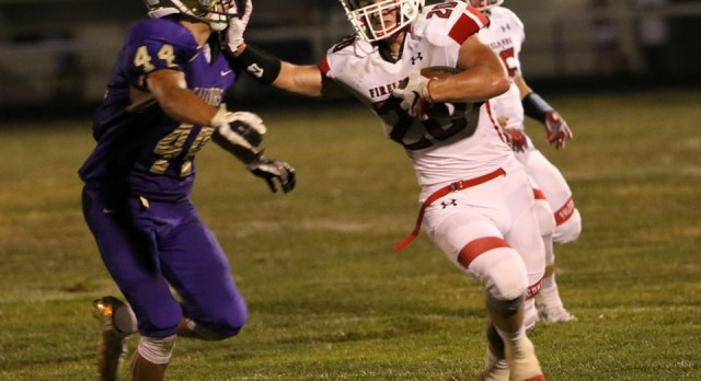 Falcons move to 3-1 with 43-12 win over Clearview